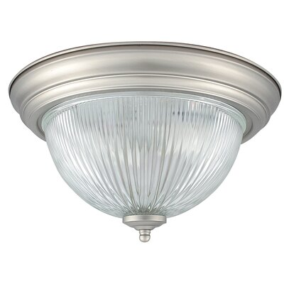 Brookside 1-Light Flush Mount