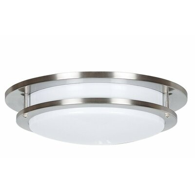 Roxie 1-Light Flush Mount