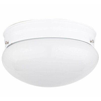 Elby 1-Light Flush Mount