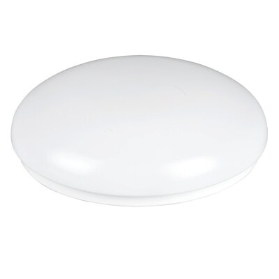 Stately 2-Light Flush Mount