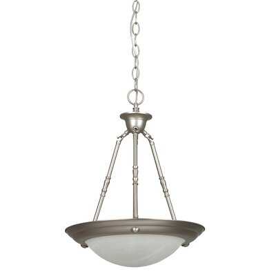 Everest 1-Light Inverted Pendant