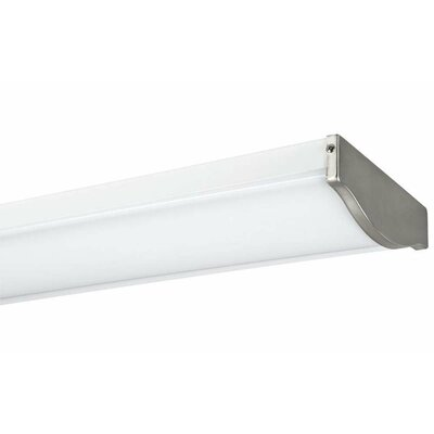 Roxie 2-Light Flush Mount Finish: Satin Nickel