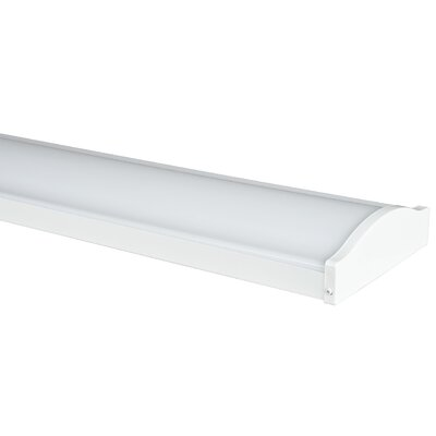 Roxie 2-Light Flush Mount Finish: White