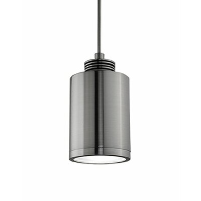 Kara 1-Light Mini Pendant Size: 4.25 H x 2.3 W x 2.3 D