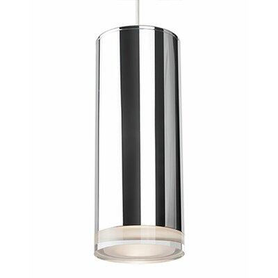 Leopold 1-Light Mini Pendant Size: 10 H x 4 W x 4 D