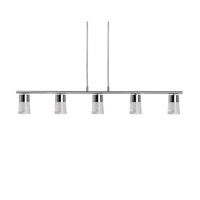 Dynasty 5-Light Kitchen Island Pendant