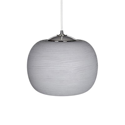 Kara 1-Light Globe Pendant