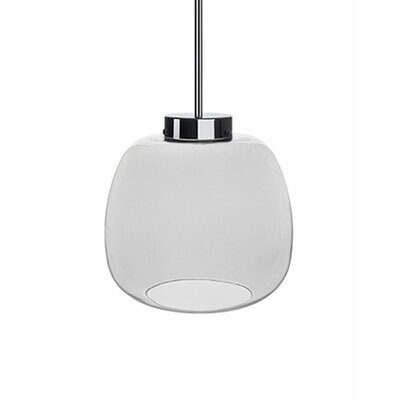 Payton 1-Light Mini Pendant Shade Color: Polished Chrome