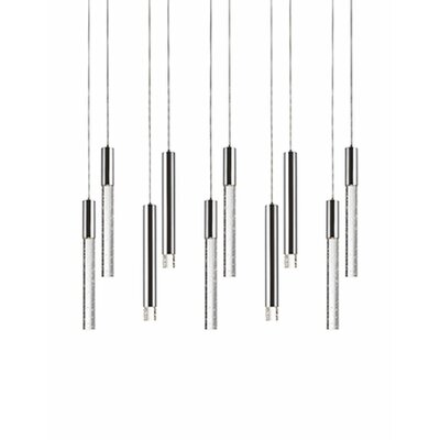 Kara 10-Light Kitchen Island Pendant