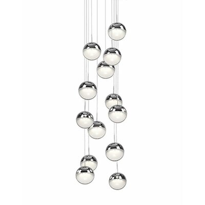 Tabora 13-Light Cascade Pendant