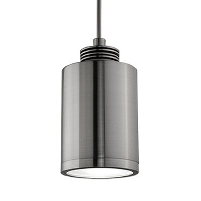 Kara 1-Light Mini Pendant Size: 5.5 H x 3.5 W x 3.5 D