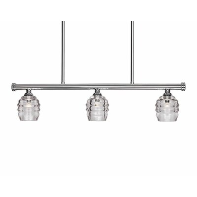 Ellen 3-Light Kitchen Island Pendant