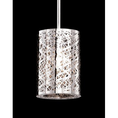 Gregor 2-Light Mini Pendant Finish: Chrome