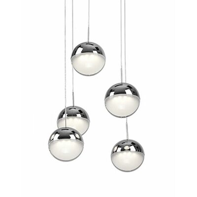 Tabora 5-Light Cascade Pendant