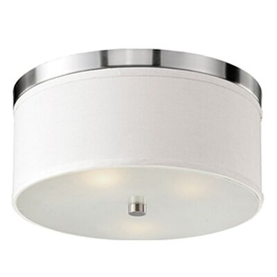Stephanie 2-Light Flush Mount