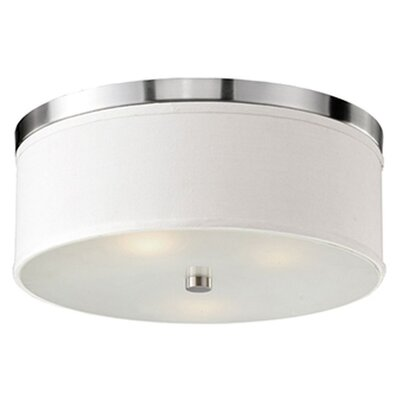 Stephanie 3-Light Flush Mount