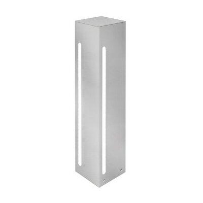Frannie 1-Light Exterior Bollard Size: 24 H x 4 W x 4 D