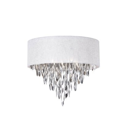 Allton 4-Light Flush Mount