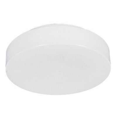 Stately 1-Light Flush Mount