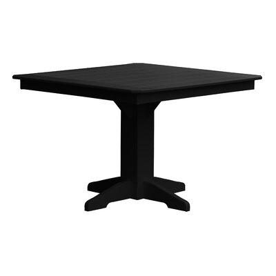 Newport Dining Table Finish: Black