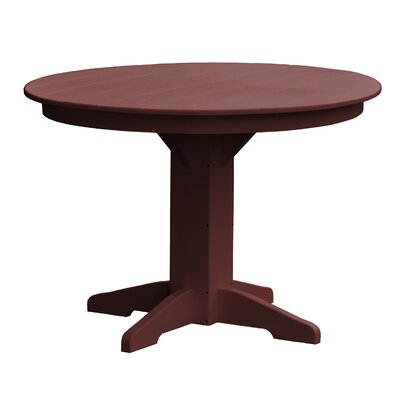 Newport Dining Table Finish: Cherry Wood