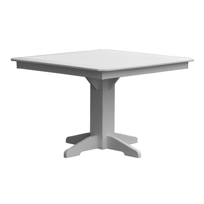 Newport Dining Table Finish: White