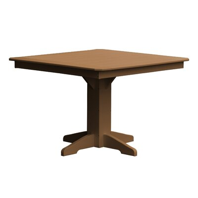 Newport Dining Table Finish: Cedar