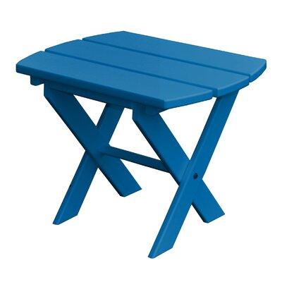 Newport SideTable Finish: Blue