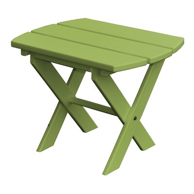 Newport SideTable Finish: Green