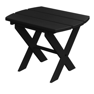 Newport SideTable Finish: Black
