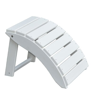 Newport Ottoman Finish: White