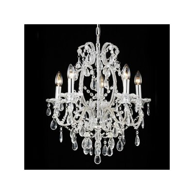 Elroy 5-Light Candle-Style Chandelier