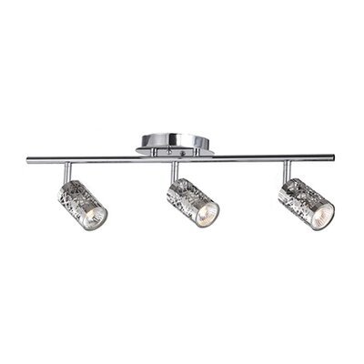 Jemly 3-Light Monopoint Track Lighting