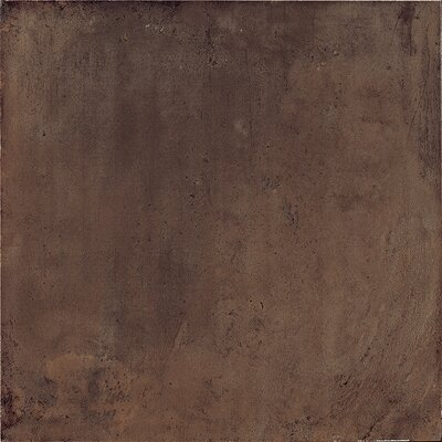 Genesis 12 x 12 Porcelain Field Tile in Mocha