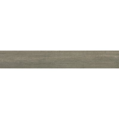 Urban 6 x 36 Porcelain Wood Tile in Grey