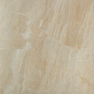 Anthology 16.75 x 16.75 Porcelain Field Tile in Beige