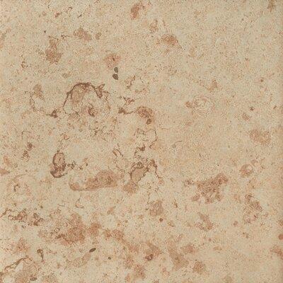 Jura 16.75 x 16.75 Porcelain Field Tile in Gold