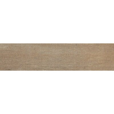 Urban 6 x 24 Porcelain Wood Tile in Ecru