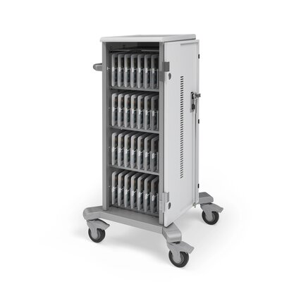 Anthro Big Case Tablet Charging Cart, 32 Unit - Color: Laguna Blue at Sears.com