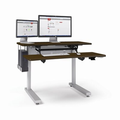 Anthro Ergonomic Elevate Adjustable Training Table W Product Photo