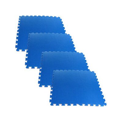 Ultimate Comfort Foam Flooring in Blue
