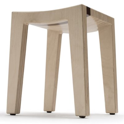 Narrative 18 Bar Stool Finish: Walnut