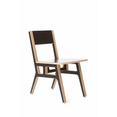 Rent to own Truss Cafe Chair Finish: Espresso B...