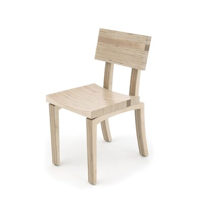 Narrative Metro Caf� Chair Finish: Maple