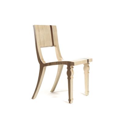William and Mary Side Chair Finish: Maple