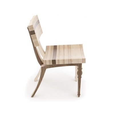 William and Mary Metro Caf� Side Chair Finish: Maple