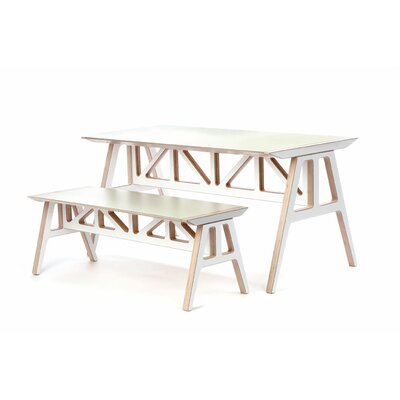 Truss 2 Piece Dining Set