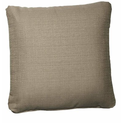 Throw Pillows Size: 18 x 18, Color: Haze