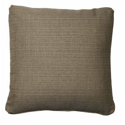 Throw Pillows Size: 18 x 18, Color: Dove