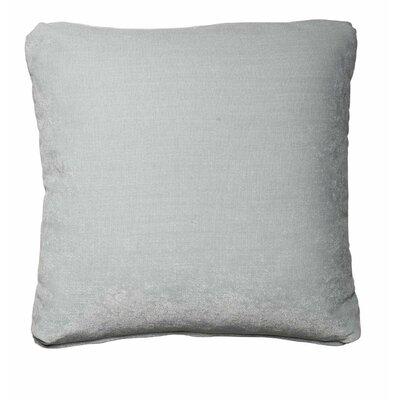 Throw Pillows Size: 18 x 18, Color: Vapor